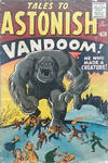 Cover for Tales to Astonish (Marvel, 1959 series) #17 [British]