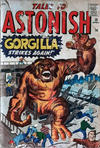 Cover for Tales to Astonish (Marvel, 1959 series) #18 [British]