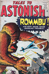 Cover for Tales to Astonish (Marvel, 1959 series) #19 [British]