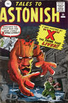 Cover for Tales to Astonish (Marvel, 1959 series) #20 [British]