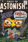 Cover for Tales to Astonish (Marvel, 1959 series) #21 [British]
