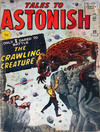 Cover for Tales to Astonish (Marvel, 1959 series) #22 [British]