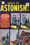 Cover for Tales to Astonish (Marvel, 1959 series) #28 [British]