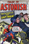 Cover Thumbnail for Tales to Astonish (1959 series) #35 [British]