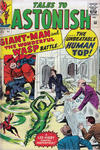 Cover Thumbnail for Tales to Astonish (1959 series) #50 [British]