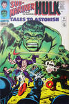 Cover Thumbnail for Tales to Astonish (1959 series) #81 [British]