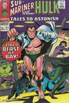Cover Thumbnail for Tales to Astonish (1959 series) #84 [British]