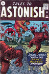 Cover for Tales to Astonish (Marvel, 1959 series) #29 [British]