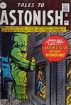 Cover Thumbnail for Tales to Astonish (1959 series) #34 [British]