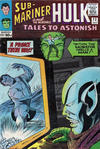 Cover Thumbnail for Tales to Astonish (1959 series) #72 [British]