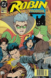 Cover for Robin (DC, 1993 series) #12 [Newsstand]