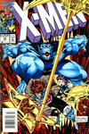 Cover Thumbnail for X-Men (1991 series) #34 [Newsstand]