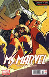 Cover for Ms. Marvel (Editorial Televisa, 2016 series) #4