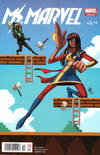 Cover for Ms. Marvel (Editorial Televisa, 2016 series) #14