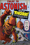 Cover for Tales to Astonish (Marvel, 1959 series) #16 [No Price]