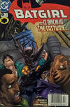 Cover for Batgirl (DC, 2000 series) #9 [Newsstand]