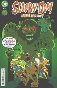 Cover Thumbnail for Scooby-Doo, Where Are You? (DC, 2010 series) #109
