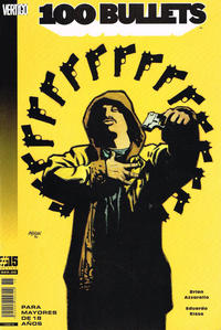 Cover Thumbnail for 100 Bullets (Editorial Televisa, 2014 series) #15