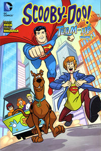 Cover Thumbnail for Scooby-Doo Team-Up (DC, 2015 series) #2
