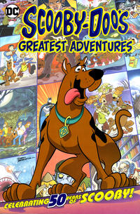 Cover Thumbnail for Scooby Doo's Greatest Adventures (DC, 2019 series)