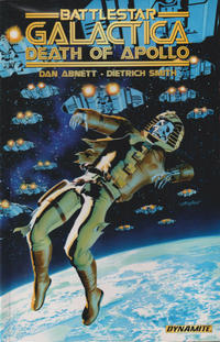 Cover Thumbnail for (Classic) Battlestar Galactica: The Death of Apollo (Dynamite Entertainment, 2015 series)