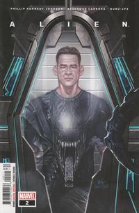 Cover Thumbnail for Alien (Marvel, 2021 series) #2