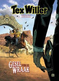 Cover Thumbnail for Tex Willer (HUM!, 2016 series) #10 - Gesel van de wraak