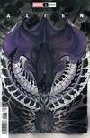 Cover for Alien (Marvel, 2021 series) #1 [Peach Momoko Cover]