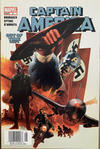 Cover for Captain America (Marvel, 2005 series) #6 [Newsstand Cover A]