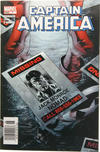Cover for Captain America (Marvel, 2005 series) #7 [Newsstand]