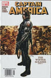 Cover for Captain America (Marvel, 2005 series) #11 [Newsstand]