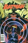 Cover for Batman (DC, 1940 series) #696 [Newsstand]