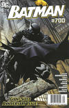 Cover for Batman (DC, 1940 series) #700 [Newsstand]