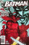 Cover for Batman (DC, 1940 series) #708 [Newsstand]