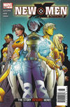 Cover for New X-Men (Marvel, 2004 series) #1 [Newsstand]