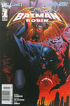 Cover Thumbnail for Batman and Robin (2011 series) #1 [Newsstand]