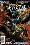 Cover Thumbnail for Detective Comics (2011 series) #3 [Newsstand]