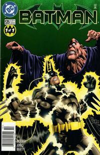 Cover Thumbnail for Batman (DC, 1940 series) #535 [Standard Edition - Newsstand]