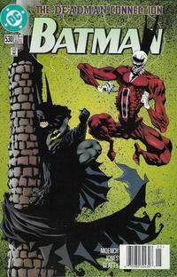 Cover Thumbnail for Batman (DC, 1940 series) #530 [Standard Edition - Newsstand]