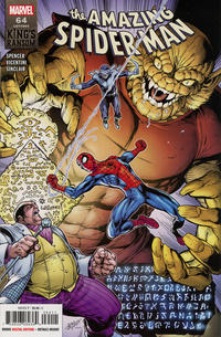 Cover Thumbnail for Amazing Spider-Man (Marvel, 2018 series) #64 (865)