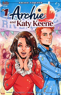 Cover Thumbnail for Archie (Archie, 2015 series) #710 (1) [Laura Braga]
