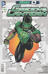 Cover for Green Lantern (Editorial Televisa, 2012 series) #0