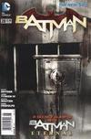 Cover for Batman (DC, 2011 series) #28 [Newsstand]