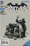 Cover for Batman (DC, 2011 series) #39 [Combo-Pack]