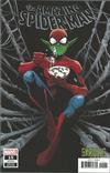Cover for Amazing Spider-Man (Marvel, 2018 series) #15 (816) [Variant Edition - Skrulls - Lee Garbett Cover]