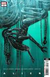 Cover for Alien (Marvel, 2021 series) #1 [Second Printing - Salvador Larroca]