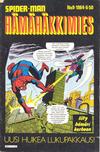 Cover for Hämähäkkimies (Semic, 1980 series) #9/1984