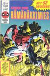 Cover for Hämähäkkimies (Semic, 1980 series) #11/1984