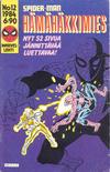Cover for Hämähäkkimies (Semic, 1980 series) #12/1984