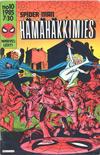 Cover for Hämähäkkimies (Semic, 1980 series) #10/1985